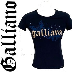 Vintage John Galliano T-Shirt Size Small